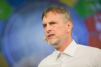 Jürgen Schmidhuber - Jürgen Schmidhuber speaking at the AI for GOOD Global Summit in 2017