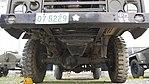 JGSDF Type 73 chugata truck(07-5229) chassis front low-angle view at Camp Akeno November 4, 2017.jpg