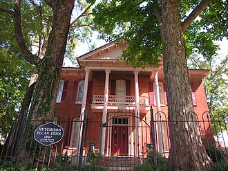 National Register of Historic Places listings in Haywood County, Tennessee - Image: JKH 2