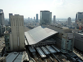 Image illustrative de l'article Gare d'Osaka