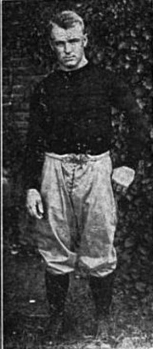 J. Elwood Davis - Image: J Elwood Davis 1918 Iowa Hawkeyes