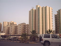 Residential Buildings in Jabriya