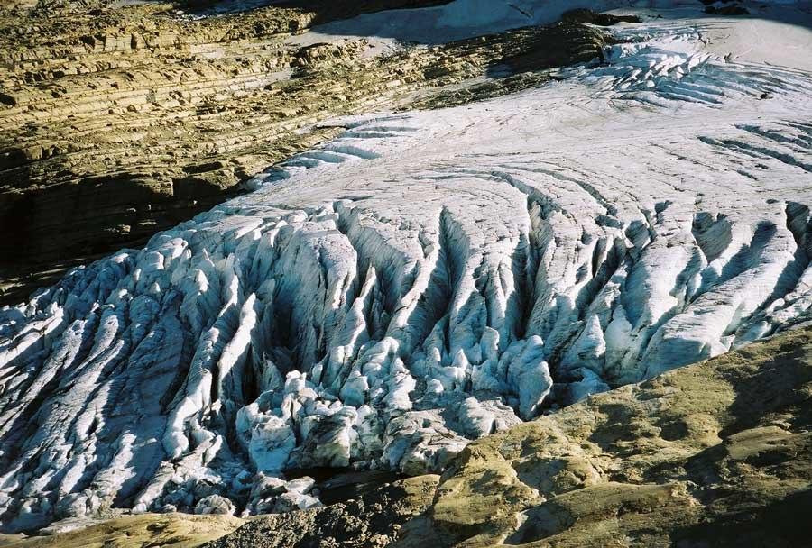 Jackson Glacier terminus