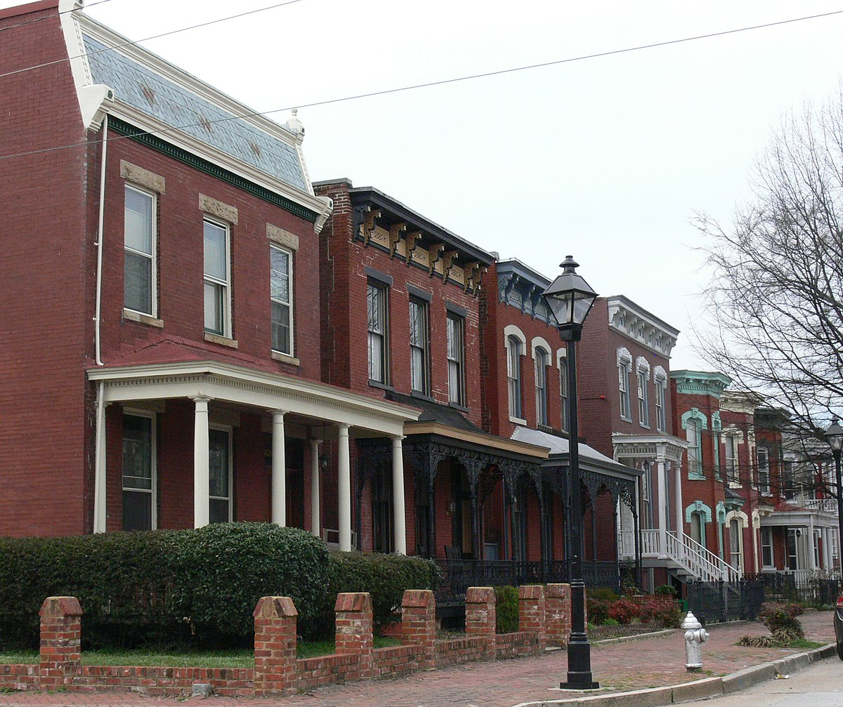 list of neighborhoods in richmond  virginia