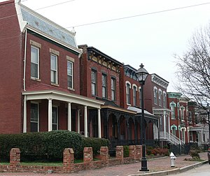 Jackson Ward - Image: Jackson Ward, Richmond, Virginia