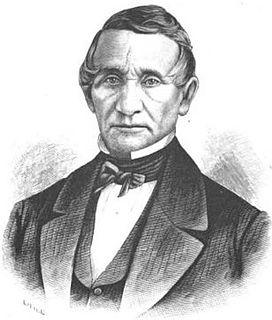 Jacob H. De Witt American politician