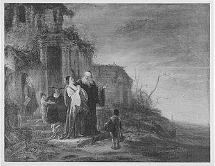 The Dismissal of Hagar and Ishmael