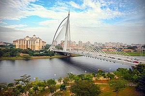 Seri Wawasan Bridge - Image: Jambatan Seri Wawasan 4493633704 3cbff 54de 1
