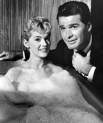 James Garner Connie Stevens Maverick 1959.JPG