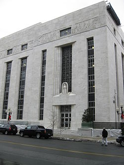 James T. Foley United States Courthouse Dec 09.jpg