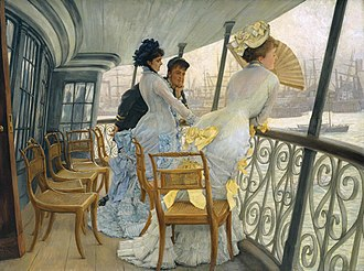 James Tissot - The Gallery of HMS Calcutta (Portsmouth).jpg