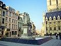 Jan Frans Willems statue - panoramio.jpg