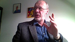 Jan Blommaert - Image: Jan blommaert 1466016595