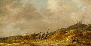 Dune Landscape (1631)