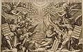 Jan van der Straet, Maerten de Vos (after) - Annunciation to the shepherds (detail).jpeg