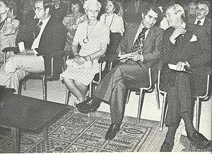 Damavand College - Image: Jane Doolittle In a meeting in Iran Bethel School