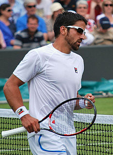 Janko Tipsarević Serbian tennis player