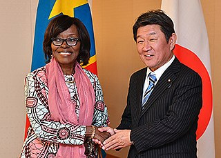 Marie Tumba Nzeza Congolese politician