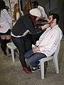 Japan Expo Sud - Ambiances - 2012-03-04- Maquillage Maison Hantée - P1350594.jpg