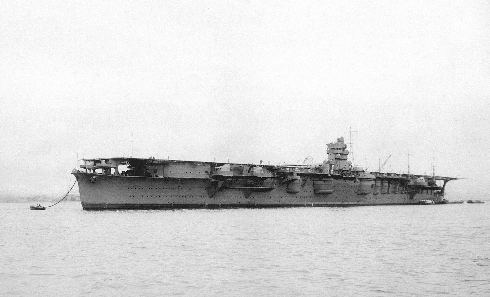 Japanese aircraft carrier Hiryu 1939.jpg