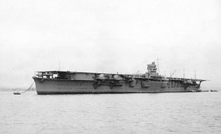 aircraft carrier built for the Imperial Japanese Navy