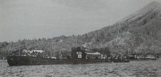 Japanese submarine <i>Ro-101</i> Ro-100-class submarine