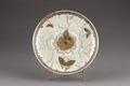 Japanskt fat från 1800-talet med fjärilar - Hallwylska museet - 96042.tif