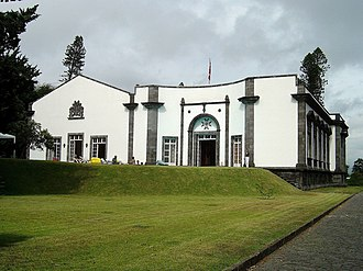 José do Canto - The manor house built by José do Canto within his holdings in Santana