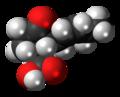 Jasmonic acid molecule spacefill.png