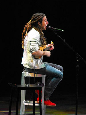 Jason Castro (singer) - Castro during the American Idols Live! Tour, 2008