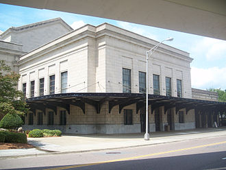 Prime F. Osborn III Convention Center - Image: Jax FL Terminal POC side 01