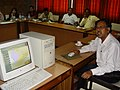 Jayanta Sthanapati Presents NCSM Nationwide - Meeting With Pusat Sains Negara And NCSM Officers - NCSM - Kolkata 2003-09-22 00345.JPG