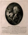 Jean François Pilâtre de Rozier. Stipple engraving by J. Col Wellcome V0004669.jpg