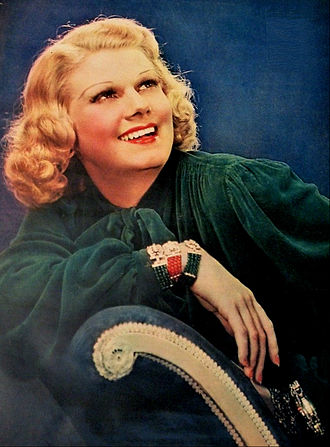 Secret (Madonna song) - Madonna's appearance on the cover art of the single was compared to that of Jean Harlow