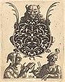 Jean Toutin, Jewelry Design with a Lion's Head, 1619, NGA 138931.jpg