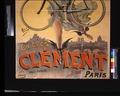 Jean de Paleologue, Cycles Clément, Paris; Pneu Dunlop - Library of Congress 2.tif