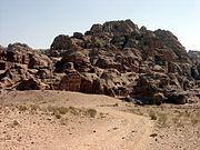 Jebel al-Madhbah Petra Jordan1446