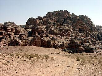 Jebel al-Madhbah - Jebel al-Madhbah