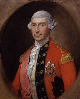 Jeffery Amherst, 1st Baron Amherst British Army general
