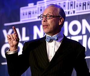 Jeffrey Tucker - Tucker in July 2017