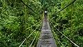 Jembatan Gantung di Sangkima Jungle Park TN Kutai.jpg