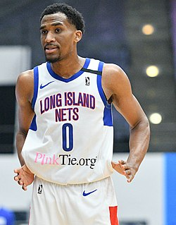 Jeremiah Martin American basketball player