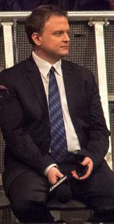 Jeremy Borash American wrestling announcer