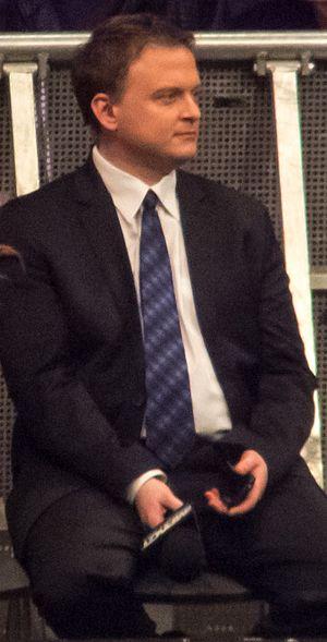 Jeremy Borash - Borash in 2013