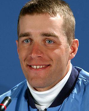 Jeremy Teela - Teela in February 2002.