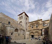 Jerusalem Holy Sepulchre BW 19.JPG