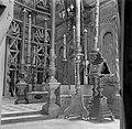 Jeruzalem, oude stad. Toegang tot de de H. Grafkapel binnen de Anastasis-rotonde, Bestanddeelnr 255-1670.jpg