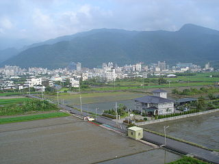Jiaoxi, Yilan Rural township in Yilan, Republic of China