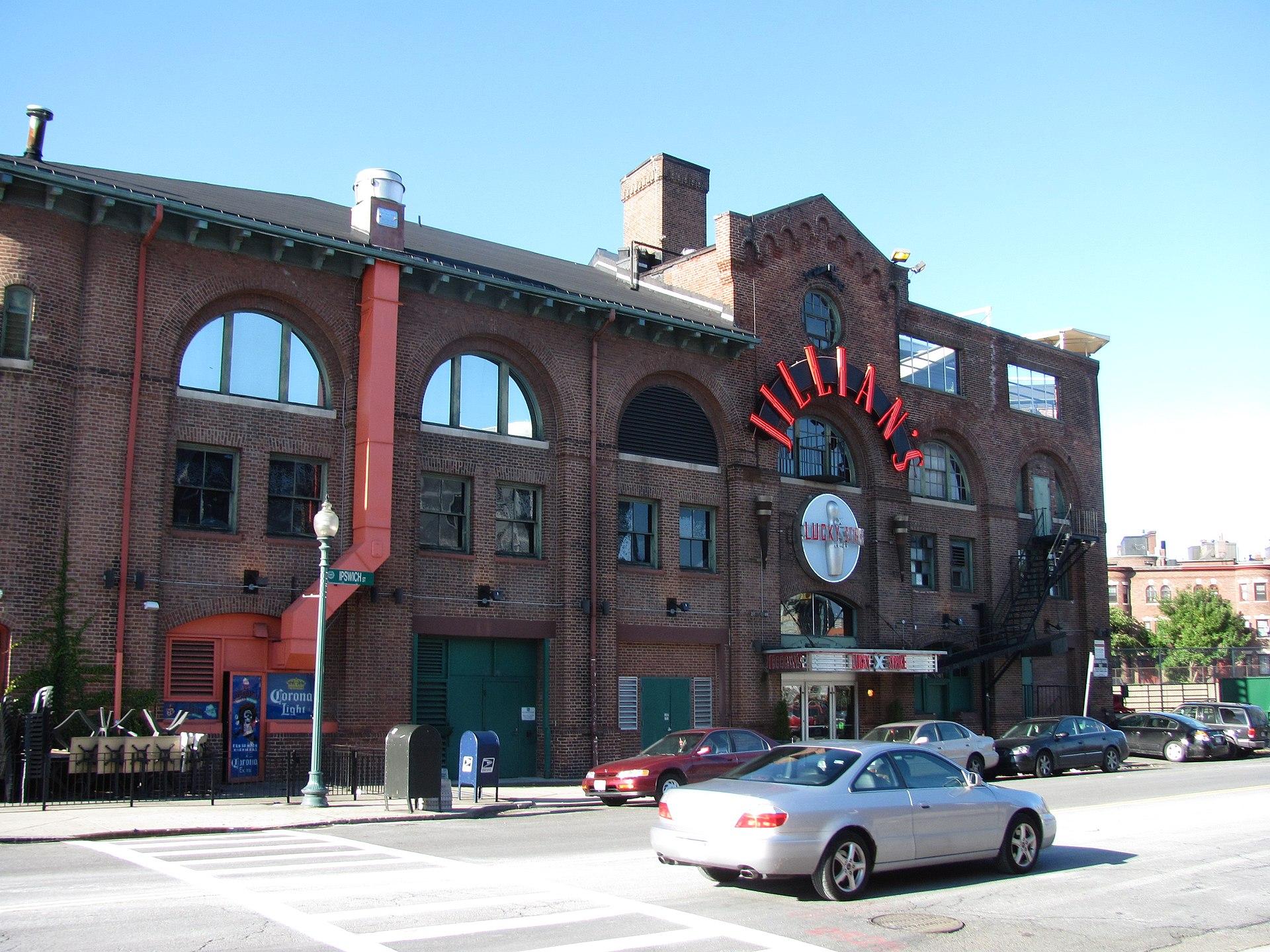 Franklin Restaurant Boston Ma