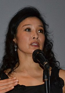 Chinese-American actress, film director, screenwriter, and producer